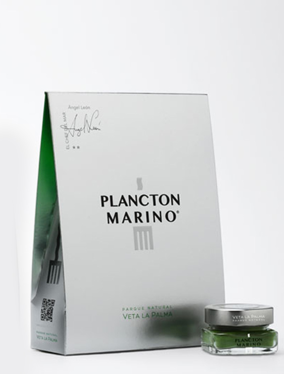 plancton marino veta la palma