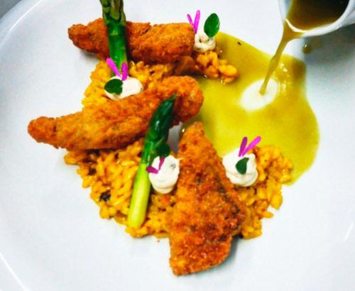 presedo chef azafran